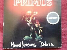 """Primus Miscellaneous Debris CD single (CD5 / 5"""") USA 96208-2"""