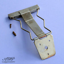 Cordier TAILPIECE style FANCY OLD Vintage 50s ES-175 ARCHTOP NICKEL AGED T122NA