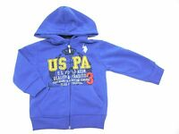 US POLO ASSN TODDLER BOYS LONG SLEEVE HOODIE MRSP $42.00