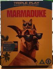 Marmaduke Triple Play Blu-ray + Dvd + Digital Copy Rated U