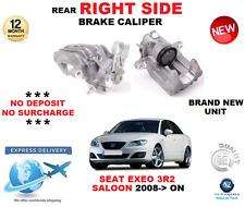 para SEAT EXEO trasero lado derecho pinza de freno 3r2 Sedán 2008- > OE Quality