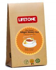 Ginger Honey Tea,Spice Detox,Immune system booster,40 Tea bags