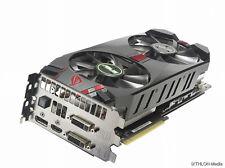 Asus Matrix Platinum NVIDIA GeForce GTX 580 (1536 MB) - Republic of gamers