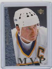 96-97 1996-97 COLLECTOR'S CHOICE WAYNE GRETZKY MVP UD1 ST. LOUIS BLUES