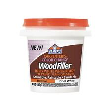 Elmer's 1/4Pt White Wood Filler