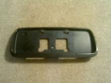 96 97 98 Honda Civic 4 Door Sedan Black License Plate Panel Trim