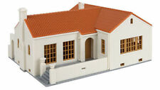 HO Scale Model Train Plastic Houses