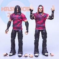 WWE Ringside Exclusive Elite MATT & JEFF HARDY BOYZ Wrestling Figures | Free S&H