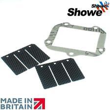 Aprilia Rs SX MX 125 Carbone Fibre Reed Soupape Membrane - Pétales & Joint Kit