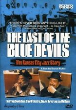 The Last of the Blue Devils: The Kansas City Jazz Story DVD REGION FREE