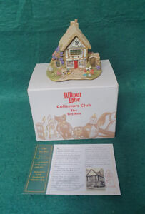 Lilliput Lane 'The Toy Box' L2684 (Boxed & Deed)