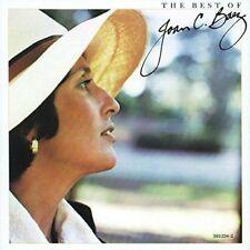 JOAN BAEZ THE BEST OF CD NEW