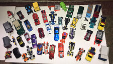 New ListingLot of 46 Matchbox HotWheels Hot Wheels Diecast Cars Trucks Motorcycle Sprint