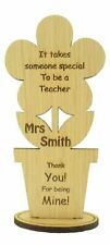 Personalised Teacher Gifts School Nursery Pre School Leaving Thank You Present