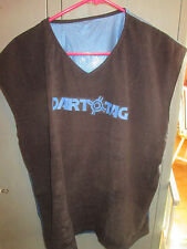 Black and Blue Dart Tag shirt-adult size from NERF