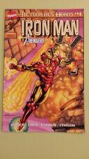 comics iron man le retour des héros n°4
