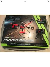 SKY VIPER HOVER RACER GAME ENHANCED BATTLE and RACING DRONE - RED