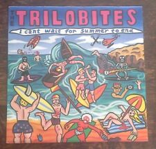 "(THE TRILOBITES-I Can't Wait for the)-Australian power pop/rock -A8-12"" EP"