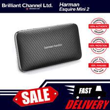 Harman Kardon Esquire Mini 2 Ultra-Slim Portable Bluetooth Speaker (Black) (KO)