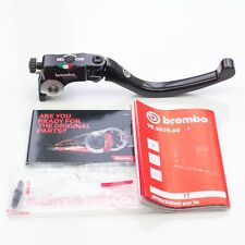 Genuine 19RCS BREMBO Radial Brake Master Cylinder Short Folding Lever 110A26397