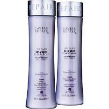 Alterna Caviar Repair Instant Recovery Shampoo & Conditioner 250ml Duo