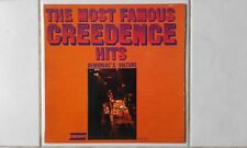 LP ROCK/BLUES -- DEMONIAC'S VULTURE :     THE MOST FAMOUS CREEDENCE HITS   1977.