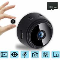 Mini caméra IP Wifi Caméra WLAN Vision nocturne Webcam Caméra de sécurité HD ST