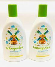 Babyganics Vapor Bubble Bath 12 Fl Oz