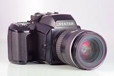 PENTAX 645 6x4.5 645n + FA 45-85 45-85mm + 120 EXCELLENT STATE REVISED TESTED