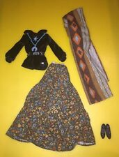 Princess of the Navajo Barbie Doll Outfit 2004 Native American DOTW Loose