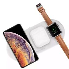 3 In 1. IPhone apple watch airpods  Wireless charging Pad Android phone