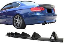 Carbon Paint Diffuser for Peugeot 5008 II Tailgate Flap Apron Bumper Body Kit