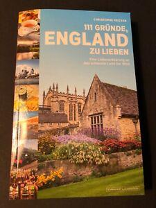 111 Gründe, England zu lieben   Buch   Neuertig