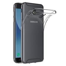 Slim Cover Samsung Galaxy J7 2017 J730 Handy Hülle Silikon Case Schutz Tasche