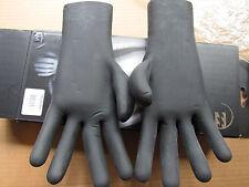 NIB MENS BILLABONG XERO PRO 1.5 MM LIQUID DIPPED GLOVE Medium Black