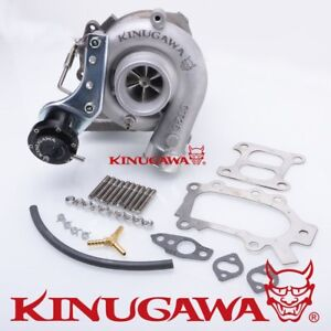 Kinugawa Upgrade Billet Turbo TOYOTA 3SGTE Celica ST185 CT26-GT3071R Twin Entry