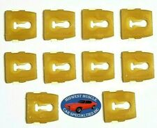 73-79 NOS Ford Pickup Truck Body Side Belt Moulding Molding Trim Clips 10pcs QH