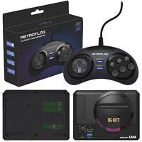 Retroflag MEGAPI Case Box + Game Controller Gamepad For Switch & Raspberry Pi