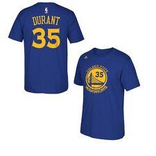 8368e2853 NBA Golden State Warriors Kevin Durant  35 Mesh Logo T-Shirt