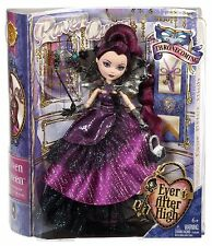"Ever After High ""Thronecoming"" Series ~ RAVEN QUEEN DOLL ~ MATTEL"