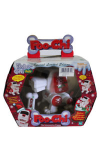 New In Box Electronic Hasbro Poo-Chi Holiday Christmas Special Limited Edition