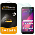 [3-Pack] Supershieldz Tempered Glass Screen Protector for BLU View Mega