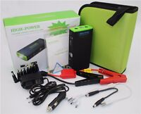 Mini Portable 12V Jump Starter 50800mAh Car Jumper Booster Power Battery Bank