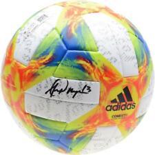 ALEX MORGAN Autographed 2019 FIFA World Cup Official Soccer Ball FANATICS