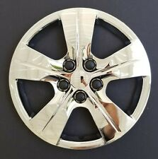 "One New Wheel Cover Hubcap Fits 2016-2018 Chevrolet Cruze L/LS 15"" Chrome Plated"
