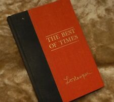 STOCK MARKET: The Best of Times by L.O. Hooper