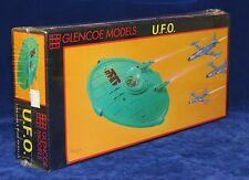 "50s UFO ""FLYING SAUCER"" MODEL KIT - LINDBERG, GLENCOE - PLAN 9! ED WOOD! SEALED!"