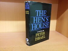 THE HEN'S HOUSE by PETER ISRAEL *H/B with 1976* £3.25 UK P&P