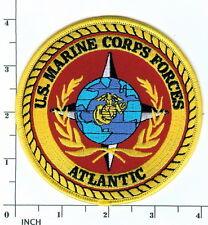 USMC Marine Corps Forces Atlantic MARFORLANT color PATCH Marines FMF Lant NATO