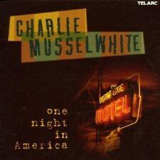 One Night In America - Charlie Musselwhite (2002, CD NUEVO)